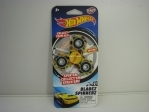 Fidget Spinner Hot Wheels Žlutý